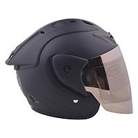Mũ Bảo Hiểm Phong Cách Thể Thao Kính Gương Asia M115 KK
