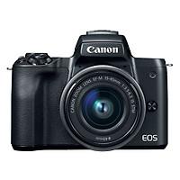 Máy Ảnh Canon EOS M50 + Kit 15-45mm (24.1MP) - Hàng Nhập Khẩu