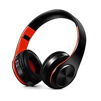 Tai nghe không dây Bluetooth HZ-B7 (3 Chế độ nghe: Thẻ Nhớ, Bluetooth, Cắm dây 3.5mm - Có thể gập lại gọn gàng)- Hàng Nhập Khẩu