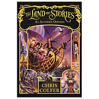 The Land Of Stories 5: An Author's Odyssey