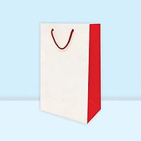 COMBO 20 TÚI ĐẠI MÀU TRẮNG ĐỎ (39 x 24.5 x 14 cm)