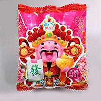 (TAIWAN FOOD LEGEND) Bánh đào của Hồng Kong 15g x 6 gói/ túi