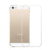 Ốp lưng dẻo dành cho iPhone 5 / iPhone 5s / iPhone SE Ultra Thin (Trong suốt) - Hàng chính hãng