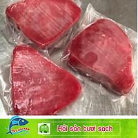 Cá ngừ đại dương cắt lát File - Gói 1kg
