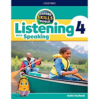 Oxford Skills World 4 Listening with Speaking Student's Book / Workbook