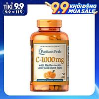 Vitamin C 1000mg Puritan's Pride 250 viên