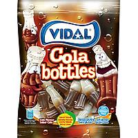 Kẹo Dẻo Chai Cola Vidal (Gói 100g)