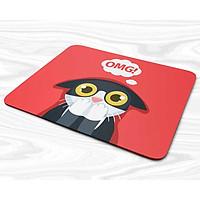 Miếng lót chuột mẫu Mèo OMG