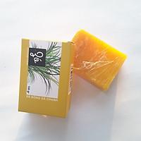 Xà bông Gió xà bông thảo dược Sả Chanh - 100% từ nguyên liệu tự nhiên