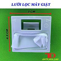Lưới lọc sử dụng cho máy giặt 8 kg, túi lọc rác cho máy giặt 8kg