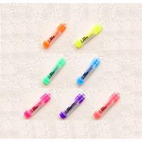 Bộ 7 bút màu nước, bút dạ quang, bút highlight nhiều màu cao cấp MM1