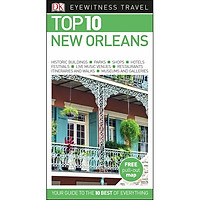 DK Eyewitness Top 10 New Orleans