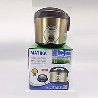 Nồi cơm điện Matika MTK - RC0911 - Hàng chính hãng