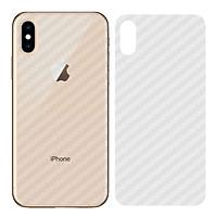 Miếng Dán Mặt Lưng Cacbon Dành Cho Iphone X/ XS MAX- Hàng Chính Hãng