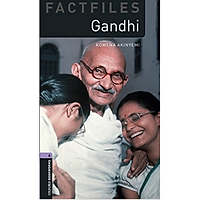 Oxford Bookworms Library (3 Ed.) 4: Gandhi MP3 Pack