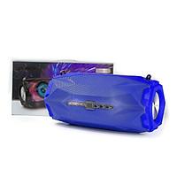 Loa bluetooth không dây nghe nhạc  GUTEK G800 siêu bass công suất lớn hiệu ứng đèn led nháy theo nhạc, âm thanh chân thực, hỗ trợ kết nối USB, thẻ nhớ TF, AUX 3.5mm, nhiều màu sắc - Hàng chính hãng