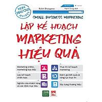 Sách - Lập Kế Hoạch Marketing Hiệu Quả