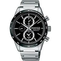 SEIKO watches SPIRIT SMART Spirit smart chronograph solar sapphire glass for everyday life waterproof SBPY119 Men