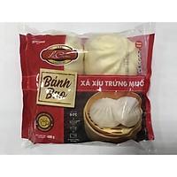 [Chỉ Giao HCM] Bánh bao Xá Xíu Trứng Muối - LCFOODS/ Gói 4 cái