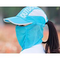 Mũ Nón chống nắng kèm khẩu trang phong cách Hàn