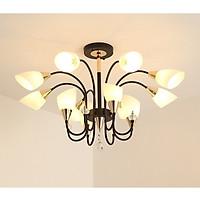 Đèn chùm ASHEN kiểu dáng hiện đại trang trí nội thất sang trọng.