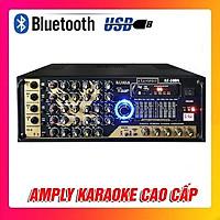 Ampli Bluetooth Karaoke ATANNOII AT-568A - Amply 12 sò lớn - Công suất 600w - Hàng chính hãng
