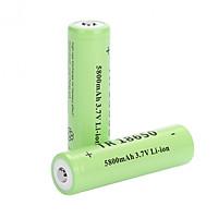 Bộ 2 Pin Sạc Lithium 18650 (3.7V)