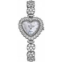 Đồng hồ nữ chính hãng Royal Crown 3595 dây đá vỏ trắng