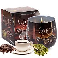 Ly nến thơm tinh dầu Bartek Coffee Spices 100g QT024478 - cà phê sôcôla (giao mẫu ngẫu nhiên)