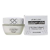 Kem Dưỡng Trắng Da Tinh Chất Collagen 3W Clinic Collagen Whitening Cream (60ml)