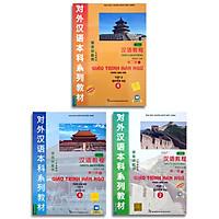 Combo 3 cuốn: Giáo Trình Hán Ngữ 2 - Tập 1 quyển hạ + Giáo Trình Hán Ngữ 4 - Tập 2 quyển hạ + Giáo Trình Hán Ngữ 6 - Tập 3 quyển hạ
