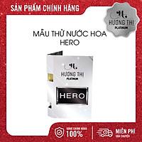 Nước Hoa Nam Hero Hương Thị Đẳng Cấp Quý Ông 2ml