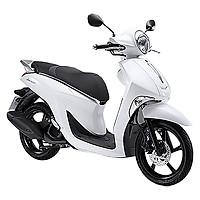 Xe Máy Yamaha Janus Premium - Trắng Tinh
