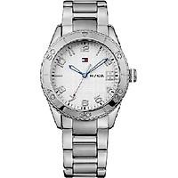 Đồng hồ đeo tay  Nữ dây kim loại Tommy Hilfiger 1781145