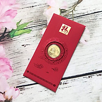 Bao lì xì Thuận Buồm Xuôi Gió, dùng treo trong nhà, cây hoa mai, làm quà biếu, tặng dịp Lễ Tết, tân gia, sinh nhật, ý nghĩa và may mắn - TMT Collection - SP005082