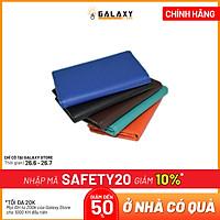 Ví Card Nhỏ Gọn Nam Nữ Galaxy Store Size Nhỏ Vừa Thẻ Ngân Hàng GVMBMINI  (Màu Ngẫu Nhiên)