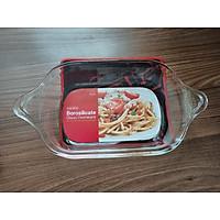 Đĩa Thủy Tinh Chịu Nhiệt Lock&Lock Glass Ovenware Chicken 2.12L - LLG582