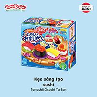 Kẹo sáng tạo popin cookin sushi - Tanoshii Osushi Ya San