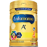 Sữa Bột Enfamama 360° Brain Plus Cho Mẹ Mang Thai Và Cho Con Bú