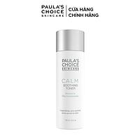 Nước hoa hồng làm dịu và phục hồi da Paula's Choice Calm Redness Relief Toner Oily skin