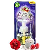 Lọ tinh dầu thiên nhiên Air Wick Mystical Garden 19ml QT016819 - hoa hồng hoàng gia