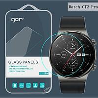 Bộ 3 Kính Cường Lực GOR cho Huawei Watch GT2 Pro ( 3 Miếng ) _ Hàng Nhập Khẩu