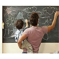 Bảng đen Thông minh dán tường Học Tập - Văn Phòng 45x200cm