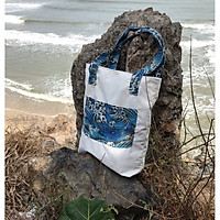 Túi Vải Tote Tsunami SS1 - Túi Vải Canvas Tiện Lợi, Thời Trang