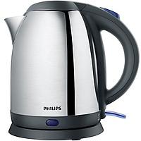 Bình siêu tốc Philips HD9313 1.5L (Trắng) - Hàng nhập khẩu