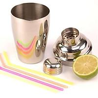 Dụng cụ pha chế cooktail, cà phê, nước trái cây thơm non tại nhà