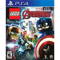 Đĩa Game Ps4: Lego Marvel Advengers-Hàng nhập khẩu