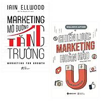 Combo Marketing Mở Đường Tăng Trưởng + Chiến Lược Marketing Hoàn Hảo