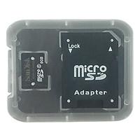 Hộp Đựng Bảo Vệ Thẻ Nhớ SD Và Micro SD - Hàng Nhập Khẩu