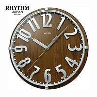 Đồng hồ treo tường hiệu RHYTHM - JAPAN CMG106NR06 (Kích thước 32.0 x 4.5cm)